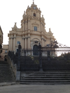 Church of San Giorgio in Ragusa Ibla