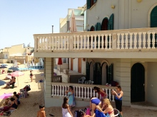 Montalbano's house at Punta Secca